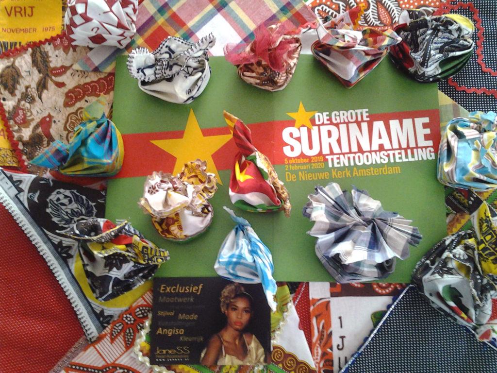 Grote Suriname tentoonstelling